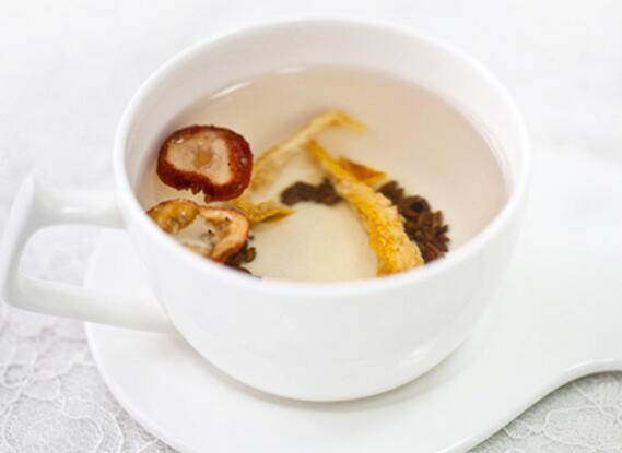 陈皮茶的功效与作用是什么 可以跟山楂泡茶喝吗
