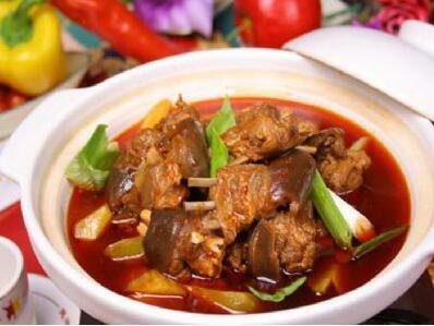 陈皮炖狗肉 久病及老年体虚食用最佳
