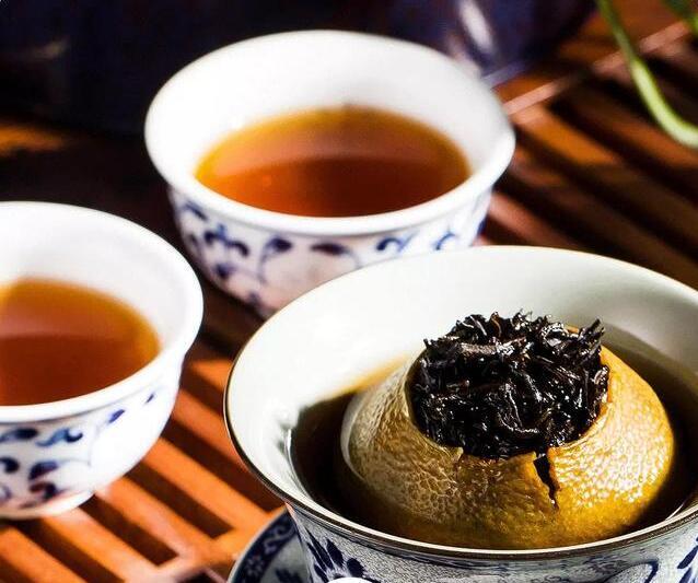 陈皮普洱茶这些不为人知的秘密