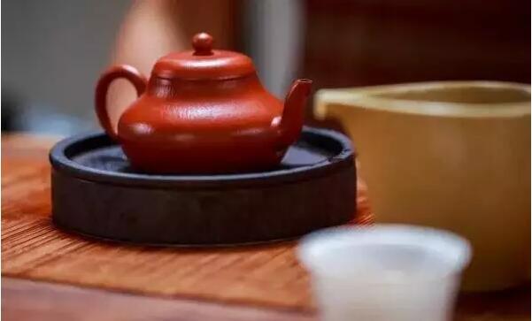 闲度一季秋,慢饮一杯柑普茶