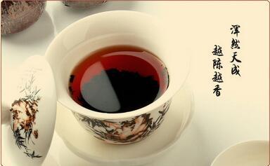 陈皮普洱:做一杯时光里的茶,温柔得刚刚好