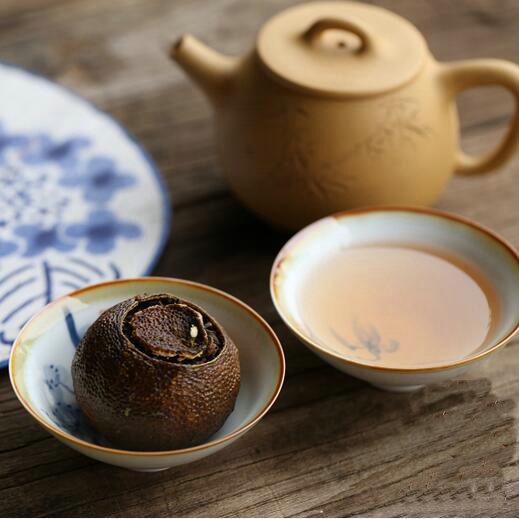 柑普茶是生茶还是熟茶