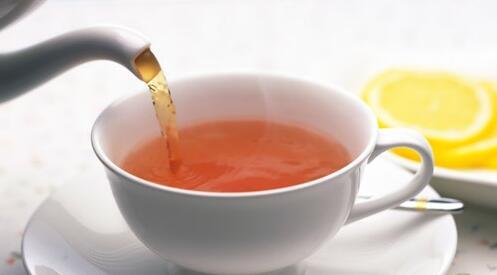 陈皮生姜茶可健胃防感冒