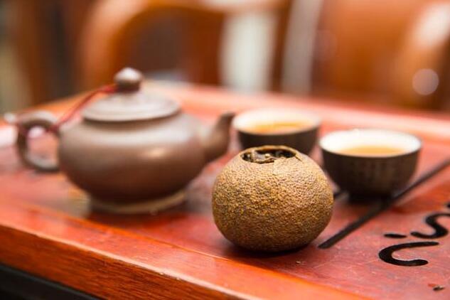 陈皮普洱茶怎么泡 陈皮普洱茶的做法