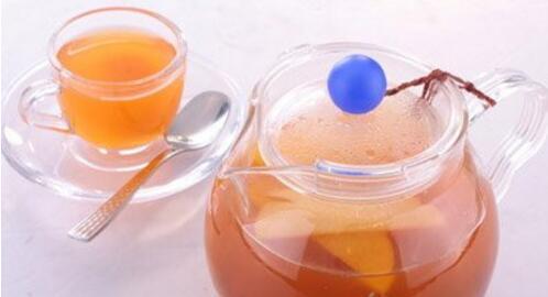 不要用桔皮泡茶喝