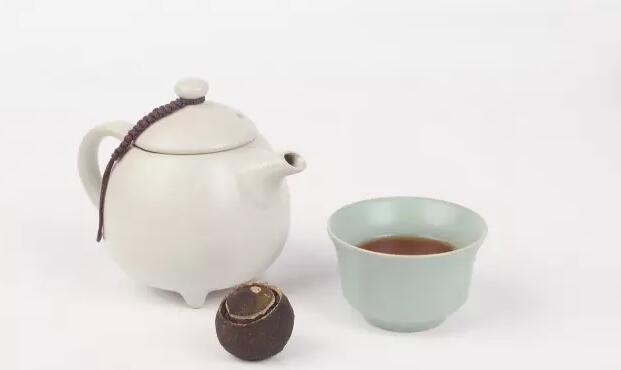 柑普茶适合什么茶具泡?柑普茶能用玻璃杯泡吗?