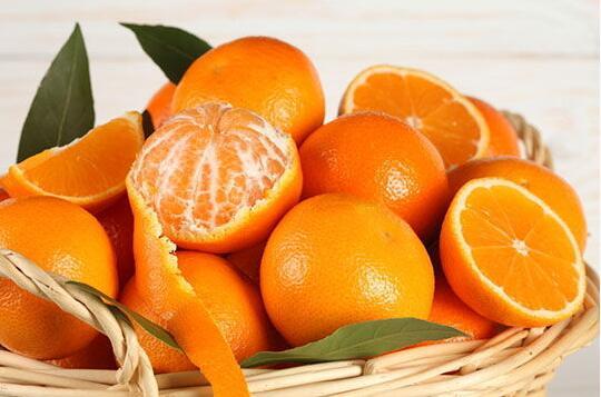 吃橘子的好处与坏处